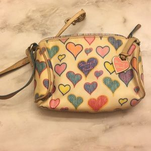 Heart Design Handbag